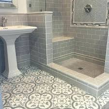 Tile In Bathroom Ideas Beautiful Decorative Cement Floor Tiles Tile All Concrete