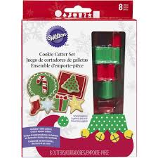 christmas cookie cutters wilton