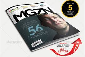 62 brand new magazine template free word psd eps ai