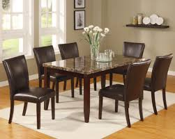 Oak Dining Room Table Sets Ferrara 5 Piece Esspresso Dining Set Dining Room Sets