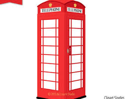 Phone Booth Bookcase London Phone Booth Etsy