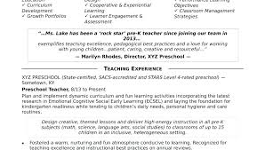 Resume Sles For Teachers Without Experience resume without experience exle of basic resume exles of