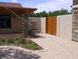 italian courtyard wall fountain ideas