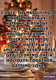 i thanksgiving i i my birthday i