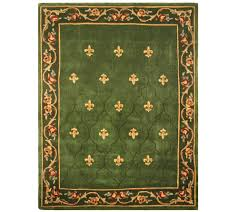 Fleur De Lis Canisters For The Kitchen Royal Palace Special Edition 7 U0027x9 U0027 Fleur De Lis Wool Rug Page 1