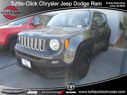 jeep renegade altitude jeep renegade in irvine ca tuttle click chrysler jeep dodge ram