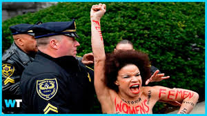 Now Trending Be Like Bill - topless bill cosby protester used to be on cosby show what s
