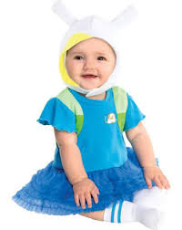 adventure time fionna infant costume exclusively at spirit