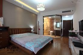 cool master bedroom with bathroom design home design wonderfull
