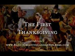 Purpose Of Thanksgiving Day The First Thanksgiving Story Youtube