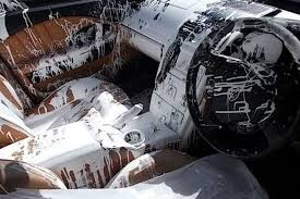 maserati interior bad dog or bad driver how this maserati interior got doused in