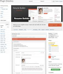 Infographic Resume Maker How To Create An Online Resume Using Wordpress Elegant Themes Blog