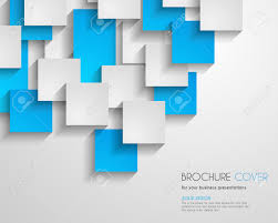 brochure template for business flyer cover cards printed