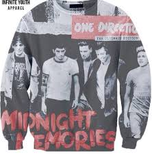 one direction sweater sweater one direction wheretoget