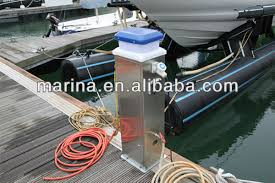 Electrical Service Pedestal Electrical Marina Dock Power Pedestal Designer From China Buy