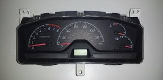 used mitsubishi lancer instrument clusters for sale