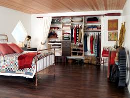 bed in closet ideas ideas for the open closet in the room how to hide interior