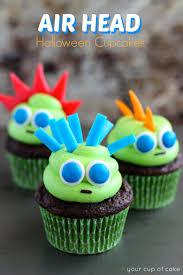 halloween splendi halloween cake ideas air head monster cupcakes