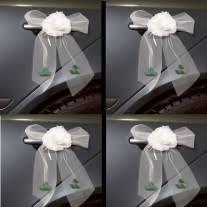 kit deco voiture mariage décoration voiture mariage pas cher déco voiture à prix discount