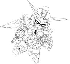 sd gundam wing coloring pages gd pinterest gundam wing and