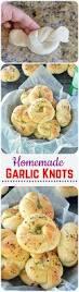 thanksgiving roll recipe 25 best garlic knots ideas on pinterest garlic rolls canned