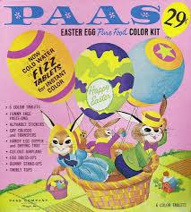 best easter egg coloring kits 37 best vintage paas images on vintage easter easter