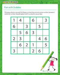 fun math worksheets for 4th grade free worksheets library