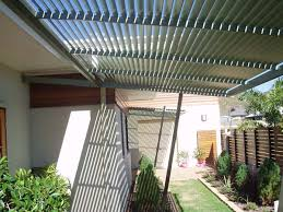 Awnings Townsville Awnings Colorbond Steel Aluminium Woodgrain Superior Screens