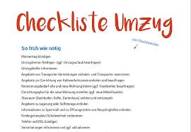 Angebote Wohnung Kaufen Umzug Checkliste Für Den Hausgebrauch Hamburg De