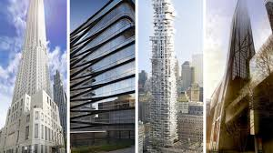 42 star projects transforming architecture in new york city