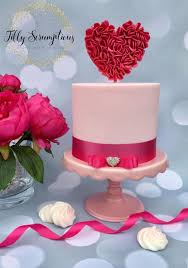 388 best sweet heart cakes u0026 sugar creations images on pinterest