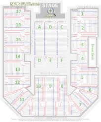 National Theatre Floor Plan by Birmingham Genting Arena Nec Lg Arena Detailed Seat Numbers