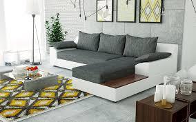 Wohnzimmer Couch G Stig Sofa Couchgarnitur Couch Sofagarnitur Nemo Als L Form