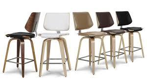 chaise haute de cuisine design chaise haute cuisine design tabouret scandinave pieds bois