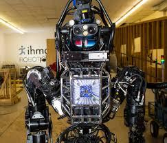 Seeking Robot Date Ihmc Robotics Lab