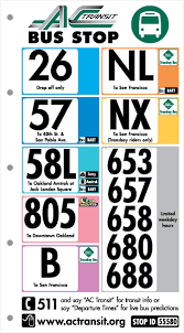 basic rider information guide ac transit