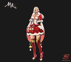 costume new year take a sneak peek of blade and soul s new year costumes