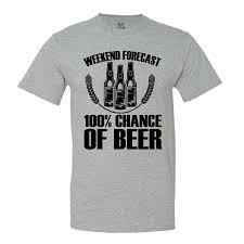 black friday tshirts amazon com funny beer t shirt weekend forecast 100 chance of