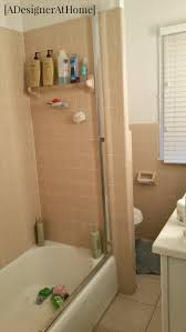 How To Install Shower Curtain Removing Sliding Doors From A Shower A Designer At Home