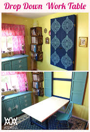 Folding Wall Mount Table Wall Mounted Tables Fold Down Images Plans For Adjustable Tables
