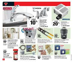 kitchen faucet canadian tire canadian tire flyer mar 22 to 28