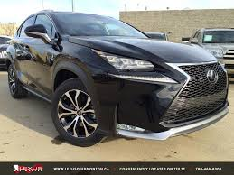 lexus nx f sport interior 2016 lexus nx 200t awd f sport review youtube