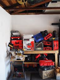 How To Build Garage Storage by How To Build Garage Storage Shelves On The Cheap