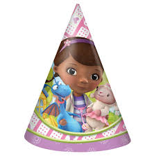 doc mcstuffins party doc mcstuffins party hats doc mcstuffins party supplies