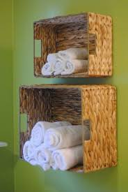Towel Storage Units Bathroom Inspiring Back Door Hanging Bathroom Towel Storage Ideas