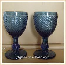 blue wine glass blue wine glass suppliers and manufacturers at