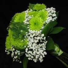 wedding flowers ireland green wedding flowers green mums greens bells of ireland and