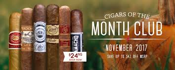 Sausage Of The Month Club Cigars Cigar Accessories U0026 Humidors Corona Cigar Company