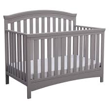 delta children emerson 4 in 1 convertible crib target