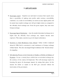 Sample Buyer Resume by Currency Convertibility